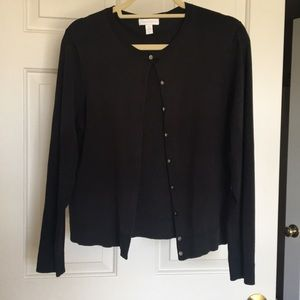 Charter Club women's button up cardigan